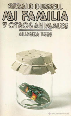 Mi familia y otros animales, Gerald Durrell
