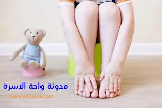 علاج التبرز اللاإرادي للاطفال نهارا