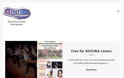 Komunitas Zumba Karanganyar