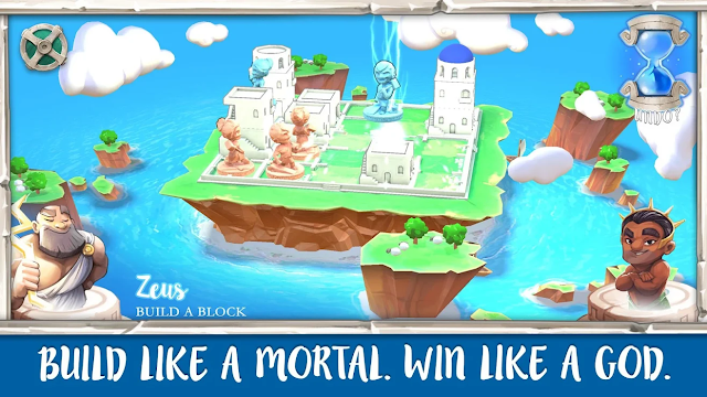 Santorini Board Game Mod v1.89 Unlocked