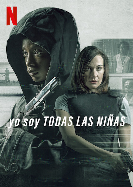 I Am All Girls (2021) NF WEB-DL 1080p Latino