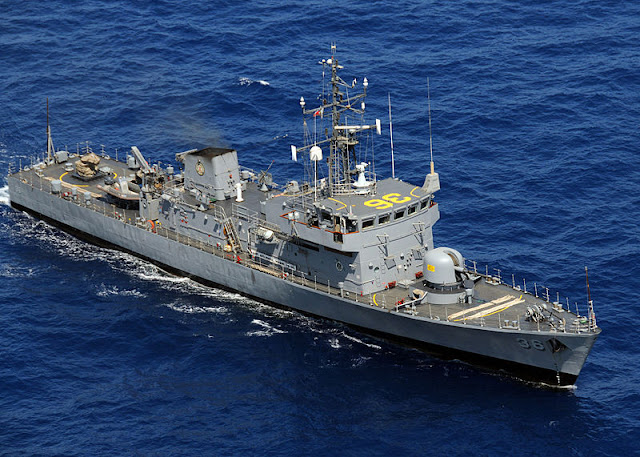 Jacinto-class Patrol Vessel Combat Systems Alignment Phases 3A and 3B Acquisition Project of the Philippine Navy