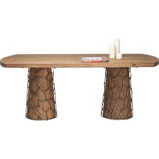 Luxusný stôl z masívu Reaction.