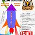 Karang Taruna Singkar I Desa Wareng Adakan Festival Edukasi Roket