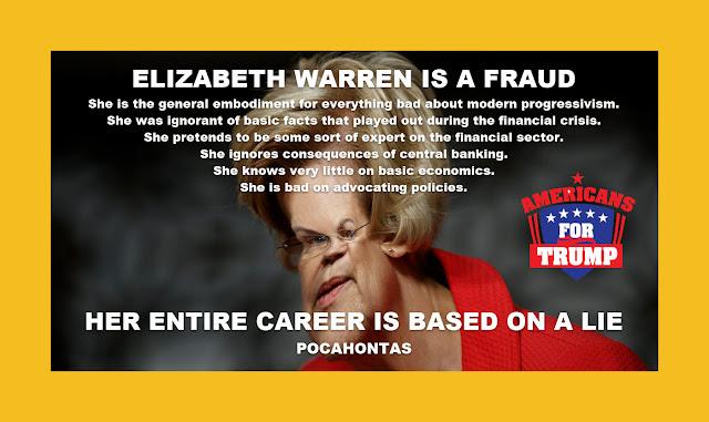 Memes: ELIZABETH WARREN IS A FRAUD