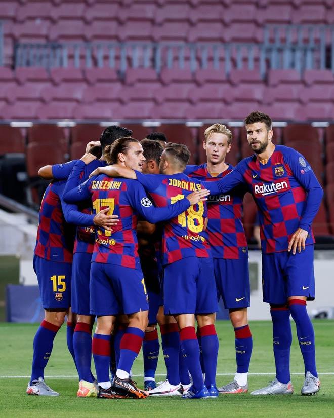 Video Barcelona - Napoli: Messi tạo khoảnh khắc thiên tài 3