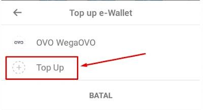 Fitur Pembelian E-money