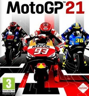 MotoGP 21 System Requirements, Game terbaru!!!