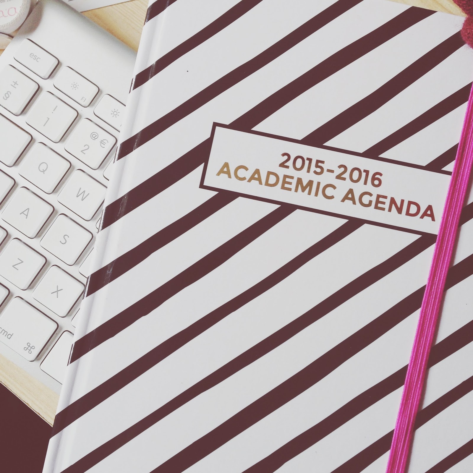 Academic Agenda, Stationery,