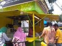 Belah Doeren, Jagonya Olahan Duren di Bandung