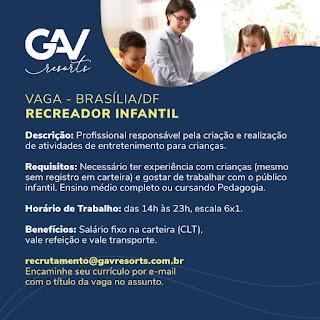 Recriador Infantil