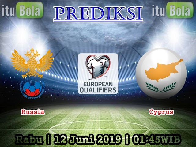 Prediksi Russia vs Cyprus - ituBola
