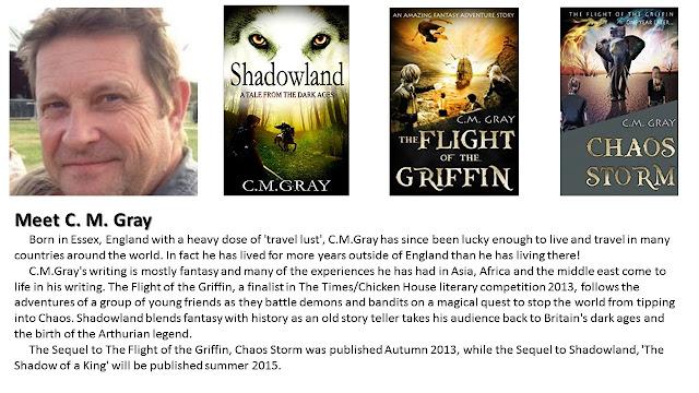 Author C. M. Gray
