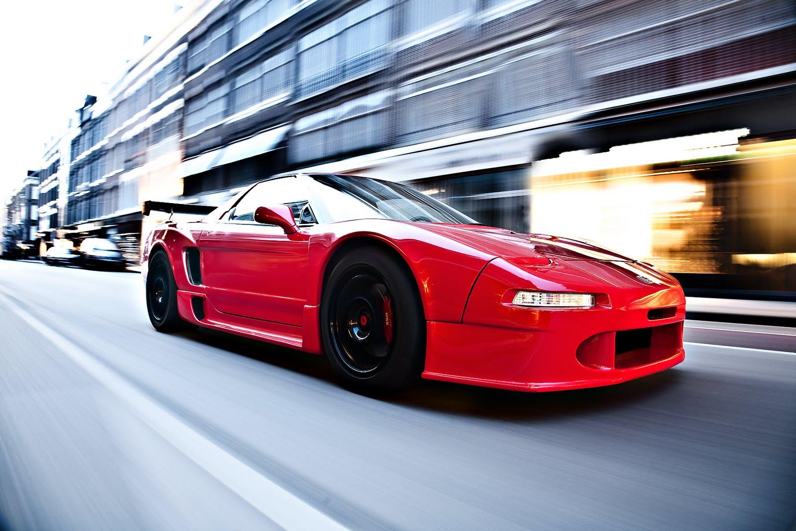 Red NSX | JDM RACING BLOG