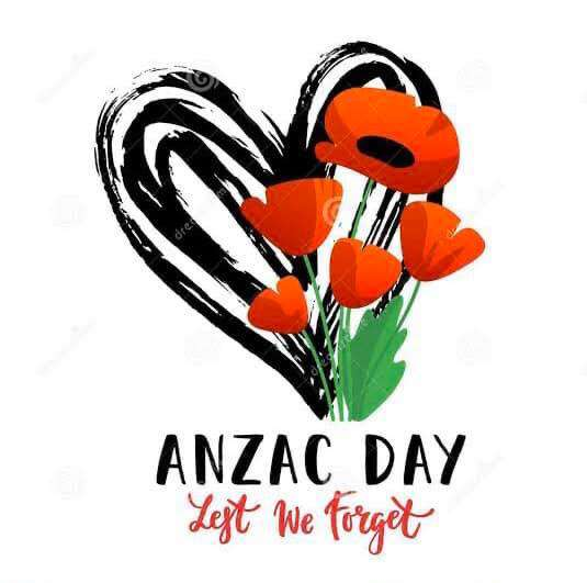 Anzac Day Wishes Unique Image