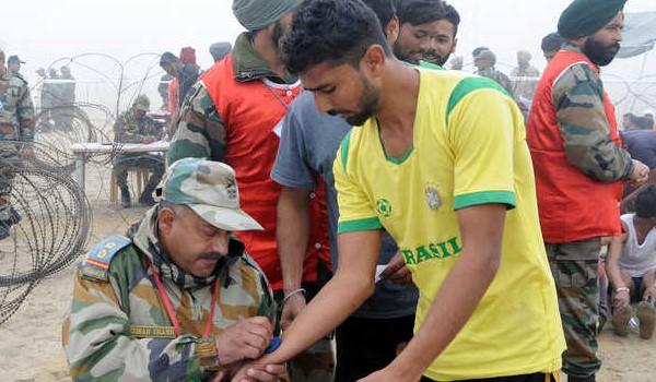 Baitadi Army Rally, Indian Army Rally, Open Bharti Rally