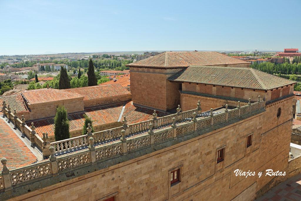 Claustro de la de Catedral Vieja de Salamanca