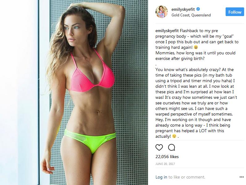 Instagram - Emily Skye