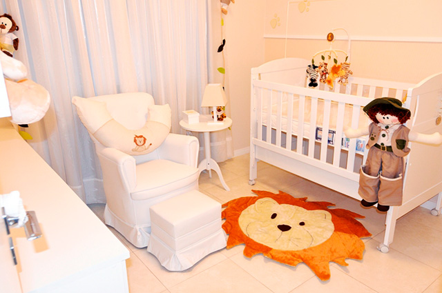 Dormitorios para bebes for Decoracion de dormitorios para varones