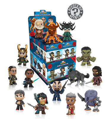 Thor: Ragnarok Marvel Mystery Minis Blind Box Series by Funko