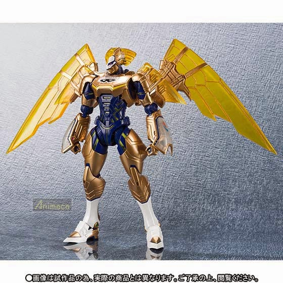 GOLDEN RYAN S.H.Figuarts FIGURE TIGER & BUNNY BANDAI