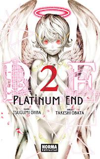 Platinum End 2