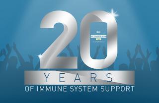 20 Tahun Immune System Support : 4Life Transfer Factor® Adalah Pemimpin Di Atas Persaingan Alami