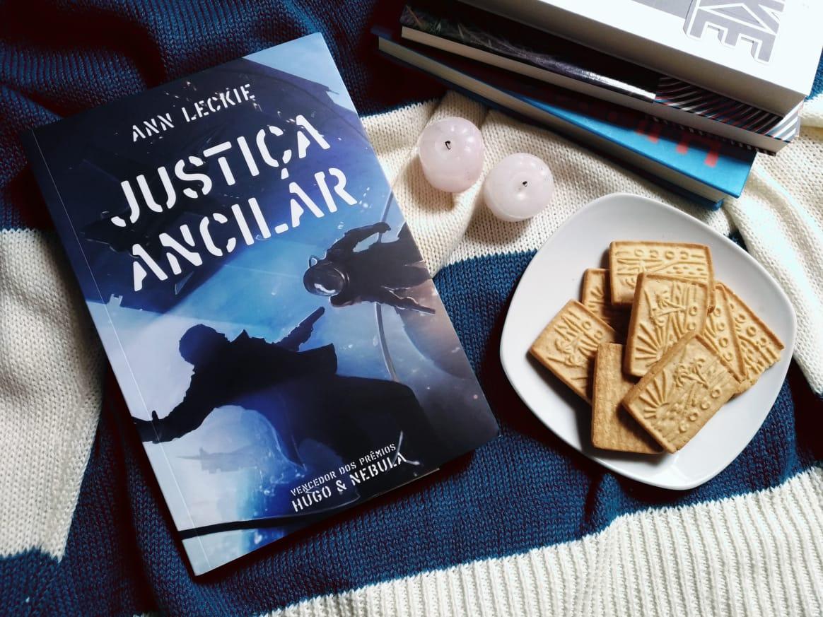 Justiça Ancilar (Trilogia Radch Imperial #1)