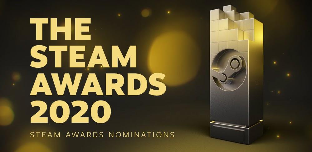 STEAM: REBAJAS DE INVIERNO Y STEAM AWARDS 2020