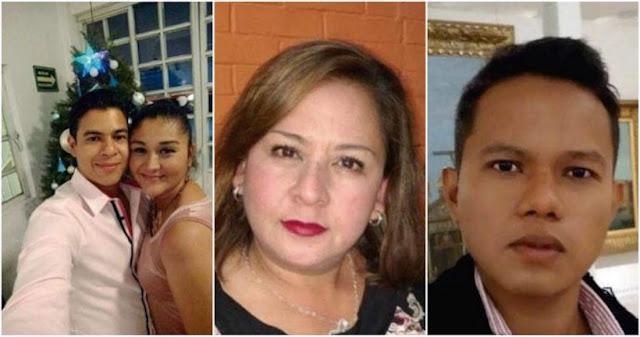 Los cuatro desaparecidos en Veracruz acudieron a una fiesta swinger, y uno de ellos tiene nexos con El CJNG