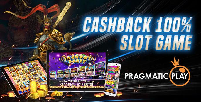 BANTENGMERAH.COM  -  Cashback 100% pragmatic