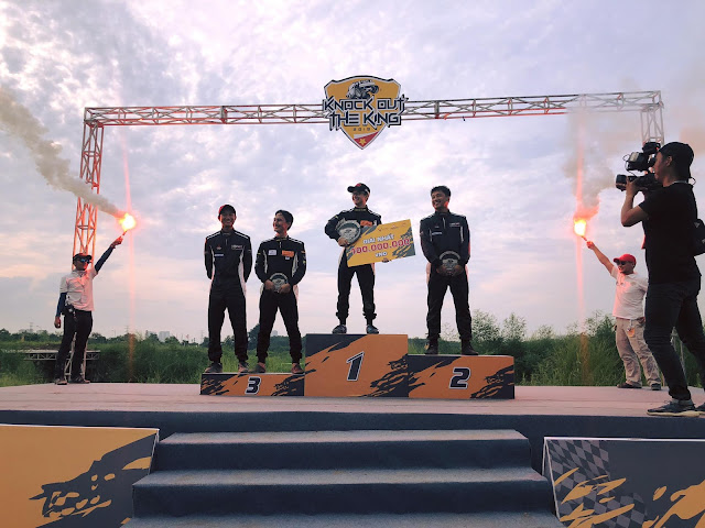 Nguyễn Anh Tú PAC RACING