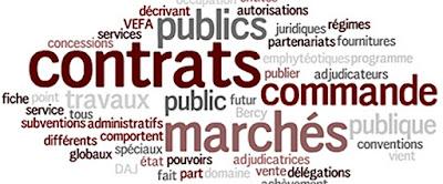 Portail commande publique / fournisseurs