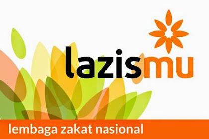 Lowongan Kerja LAZISMU Pekanbaru September 2018