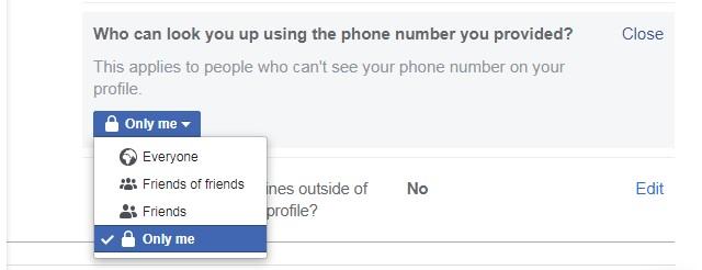 كيفية تجعل حسابك على فيس بوك أكثر خصوصية