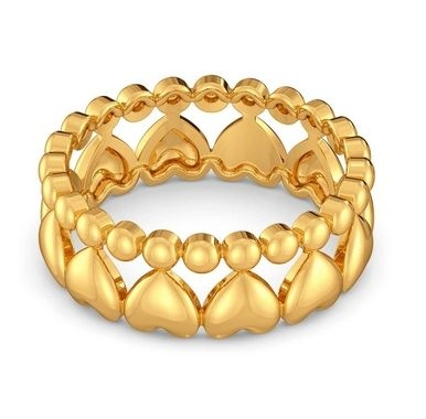 gold ring designer