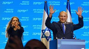 The ultra-nationalist leader Naftali Bennett