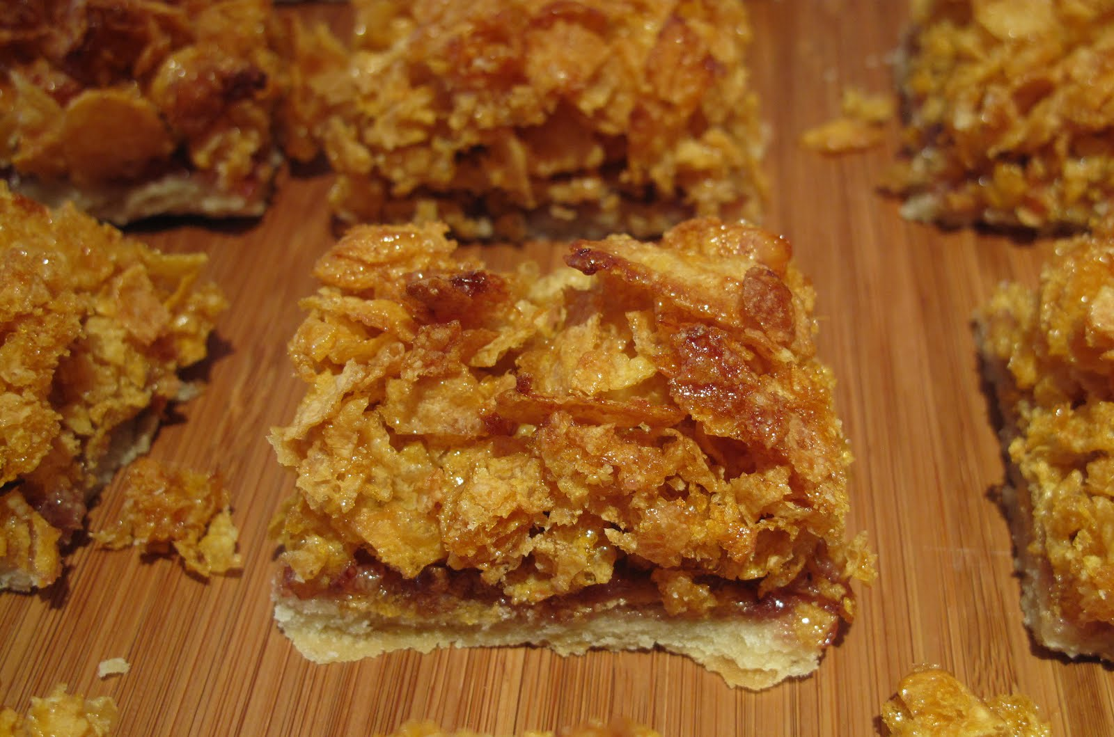 Cornflake Cake Recipe Honey