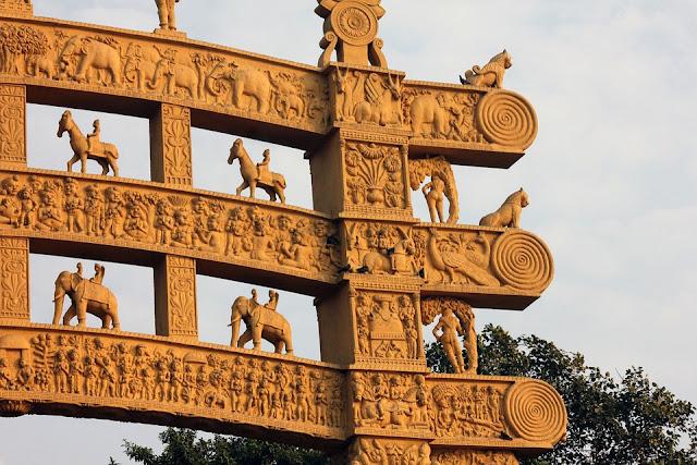 Sanchi tourist places