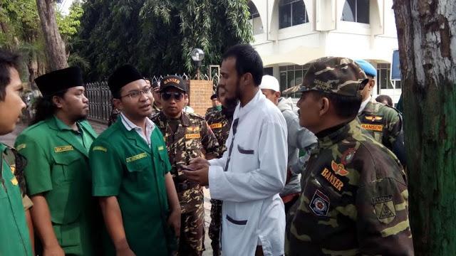 Ansor dan Banser Bangil Tolak Pengajian Ustadz Zulkifli M Ali, Lc, MA