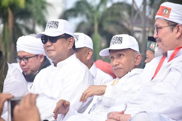 Pemulangan HR Jadi Syarat Rekonsiliasi dari Prabowo, TKN Curiga Ada Kesepakatan