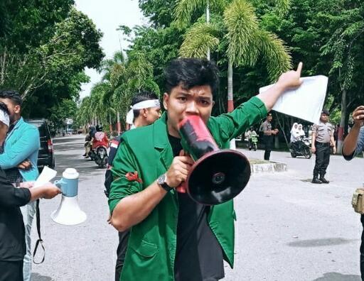 Mahasiswa Aceh Tamiang Kecewa, Pemkab Aceh Tamiang Tak Paham Agenda Rentak Melayu