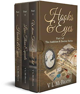 The Ambition & Destiny Series: Box Set Parts 1-3. An epic historical family saga by VL McBeath
