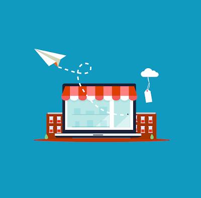 Bisnis online shope dopshipper reseller