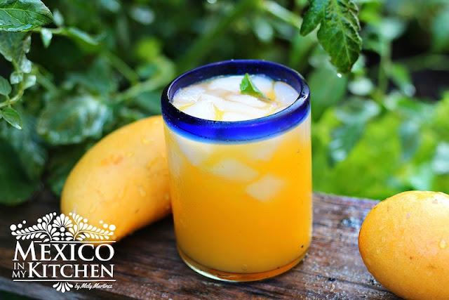 Mango Agua Fresca Recipe outdoor photo