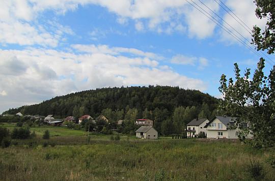 Ciosowska Góra (365 m n.p.m.).