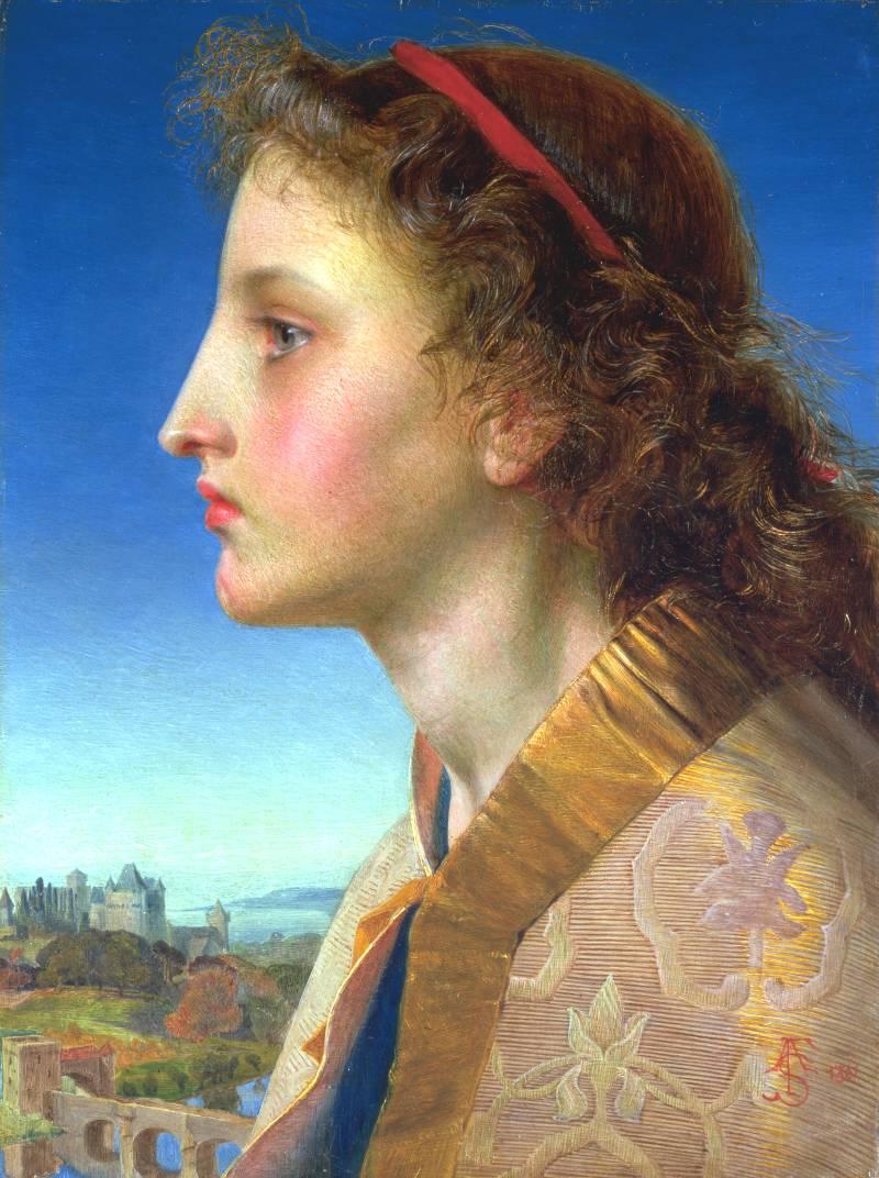 Victorian British Painting: Frederick Sandys