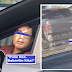 Video captures a rude cop who cut a traffic and threatened a motorist to be shot went viral