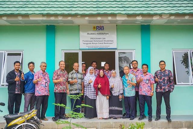PJB UP Muara Baru Resmikan Ruang Harapan Bagi Penyandang Disabilitas