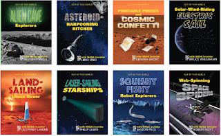 """Maravilhas do espaço, aqueles """"OVNIs"""", livros / imagens impressionantes ... e esperanças para o futuro 2"""